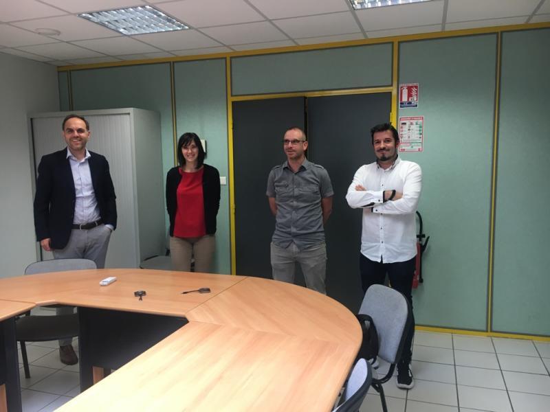 Grande réussite pour la première expérience d'accompagnement d'une start-up par un binôme de DAF de l'association DFCG à Clermont